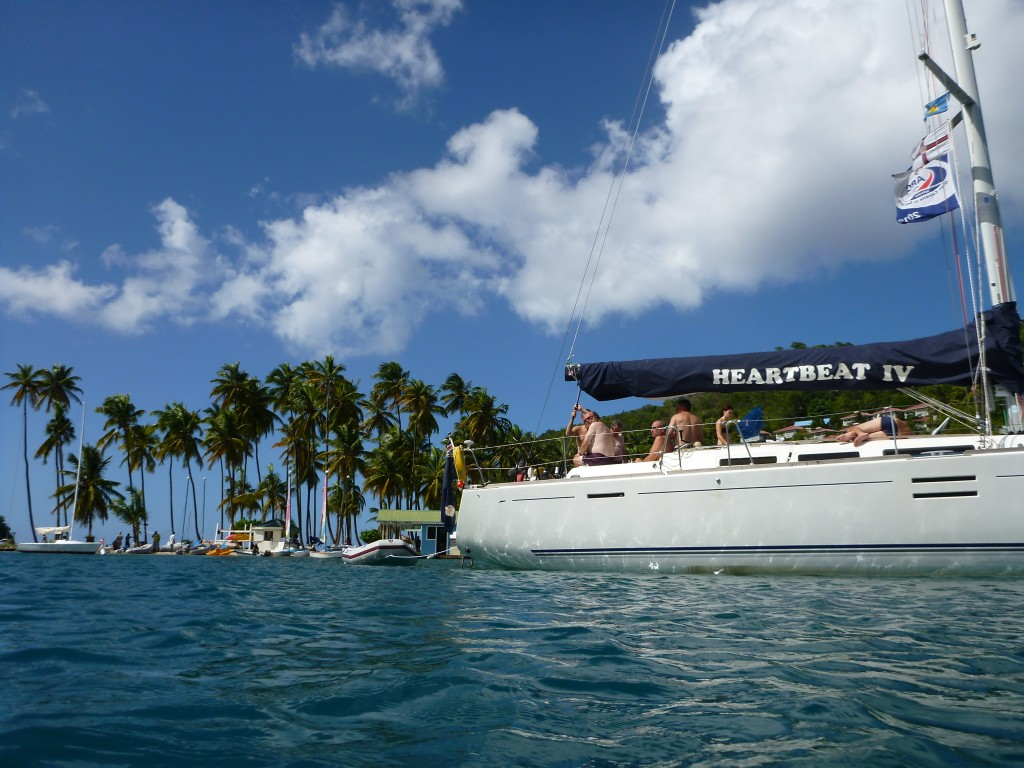 Marigot Bay, St Lucia 2012