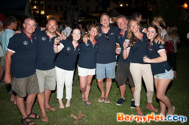 Bermuda Race Finish Party
