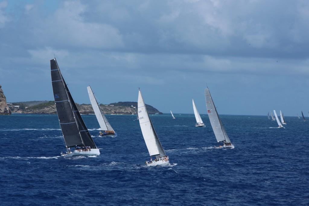 RORC Caribbean 600 Start