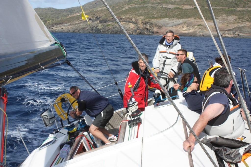 Off Lampedusa
