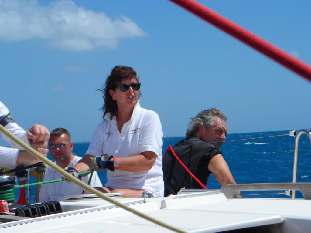 Judy Payne-James & Marcus Bonomini