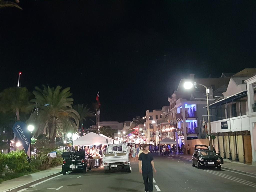Seafront, Hamilton, Bermuda
